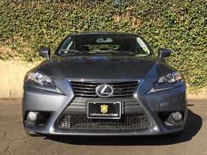 2014 Lexus IS 250 Base  Nebula Gray Pearl All advertised prices exclude government fees and tax