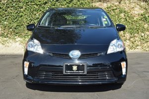 2014 Toyota Prius Two Carfax 1-Owner - No AccidentsDamage Reported  Black          17047 Pe
