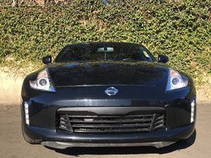 2014 Nissan 370Z Base Carfax Report - No AccidentsDamage Reported  Black  We are not responsi