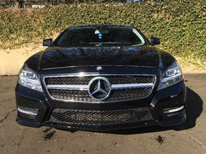 2012 MERCEDES CLS 550 CLS 550  Black All advertised prices exclude government fees and taxes a