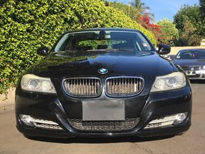 2010 BMW 3 Series 335d Carfax Report - No AccidentsDamage Reported  Black Sapphire Metallic