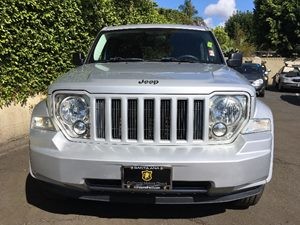 2011 Jeep Liberty Sport Carfax Report - No AccidentsDamage Reported  Bright Silver Metallic