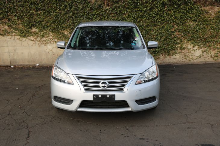 2013 Nissan Sentra SV  Brilliant Silver 14209 Per Month - On Approved Credit      See our en