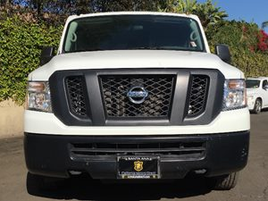 2016 Nissan NV 1500 S Carfax 1-Owner - No AccidentsDamage Reported  Glacier White  We are not