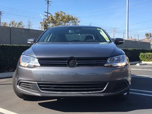 2014 Volkswagen Jetta Sedan SE PZEV Carfax 1-Owner  Platinum Gray Metallic  We are not respons