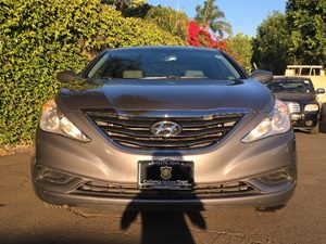 2013 Hyundai Sonata GLS Carfax 1-Owner  Harbor Gray Metallic  We are not responsible for typog