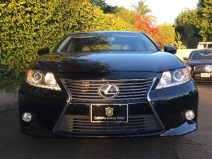 2013 Lexus ES 350   Black  All advertised prices exclude government fees and taxes any finance