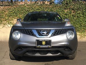 2015 Nissan JUKE S Carfax 1-Owner - No AccidentsDamage Reported  Brilliant Silver  We are not