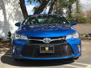 2016 Toyota Camry Special Edition Carfax 1-Owner - No AccidentsDamage Reported  Blue Streak Me