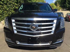 2015 Cadillac Escalade Premium  Black Raven  We are not responsible for typographical errors A