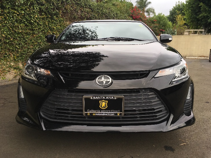 2016 Scion tC Release Series 100  Black All advertised prices exclude government fees and taxe