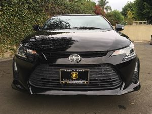 2016 Scion tC Release Series 100  Black  We are not responsible for typographical errors All