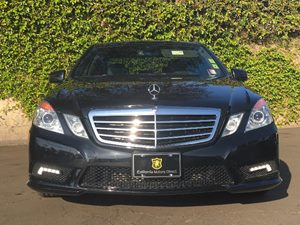 2011 MERCEDES E 350 E 350 BlueTEC Luxury  Black  We are not responsible for typographical error