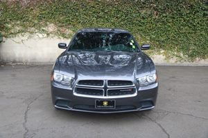 2014 Dodge Charger SE Carfax Report - No AccidentsDamage Reported  Gray 16398 Per Month - O