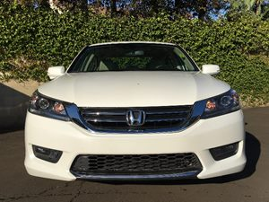 2015 Honda Accord Sedan EX-L  White Orchid Pearl All advertised prices exclude government fees