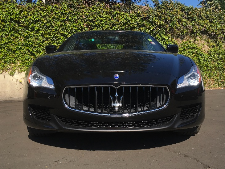 2014 Maserati Quattroporte S Q4  Black All advertised prices exclude government fees and taxes