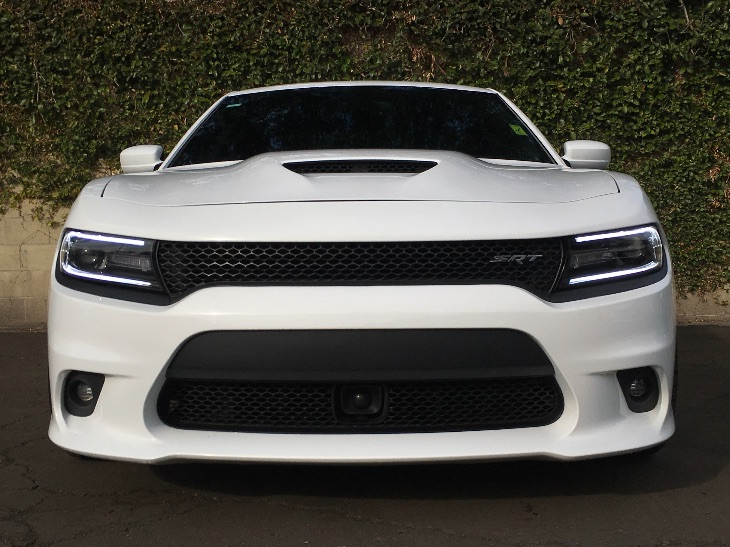 2015 Dodge Charger SRT 392  Bright White Clearcoat All advertised prices exclude government fee