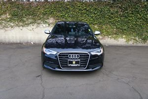 2014 Audi A6 20T quattro Premium Carfax 1-Owner - No AccidentsDamage Reported  Black  We are