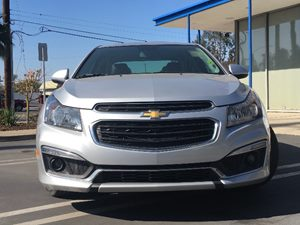 2015 Chevrolet Cruze 2LT Auto Carfax 1-Owner - No AccidentsDamage Reported  Silver  We are no