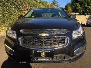 2016 Chevrolet Cruze Limited LS Auto Carfax 1-Owner  Gray  We are not responsible for typograp