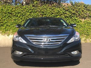 2014 Hyundai Sonata Limited 20T Carfax 1-Owner  Harbor Gray Metallic  We are not responsible