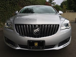 2014 Buick Regal Turbo Carfax 1-Owner - No AccidentsDamage Reported  Champagne Silver Metallic