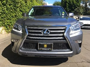 2015 Lexus GX 460 Base Carfax 1-Owner - No AccidentsDamage Reported  Nebula Gray Pearl  We ar