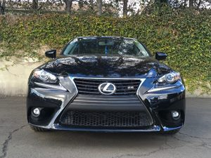 2015 Lexus IS 250   Black All advertised prices exclude government fees and taxes any finance