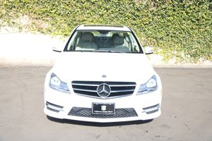 2014 MERCEDES C 250 C 250 Luxury  White  We are not responsible for typographical errors All p