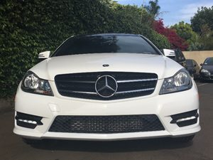 2015 MERCEDES C 250 C 250  White  We are not responsible for typographical errors All prices l