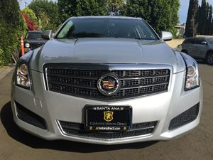 2014 Cadillac ATS 20T  Silver  We are not responsible for typographical errors All prices lis