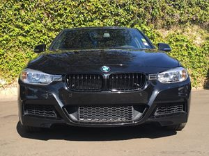 2014 BMW 3 Series 328i MSport  Black All advertised prices exclude government fees and taxes a