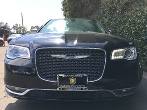 2016 Chrysler 300 C  Black All advertised prices exclude government fees and taxes any finance