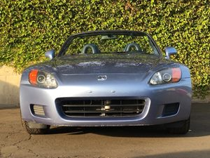 2002 Honda S2000 Base  Suzuka Blue Metallic  All advertised prices exclude government fees and