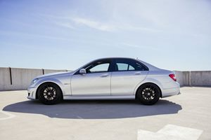 2014 MERCEDES C 63 C 63 AMG Carfax Report - No AccidentsDamage Reported  Silver  We are not r