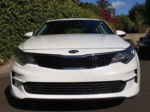 2016 Kia Optima LX Carfax 1-Owner - No AccidentsDamage Reported  Snow White Pearl  We are not
