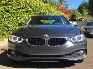 2014 BMW 4 Series 428i Carfax 1-Owner  Mineral Gray Metallic  We are not responsible for typog
