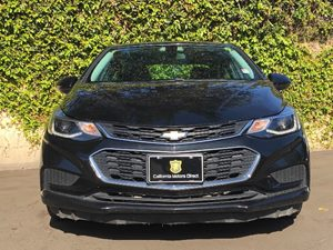 2016 Chevrolet Cruze LT Auto Carfax 1-Owner  Mosaic Black Metallic  We are not responsible for