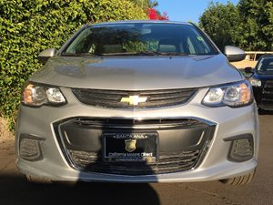 2017 Chevrolet Sonic Premier Auto  Silver Ice Metallic  We are not responsible for typographica