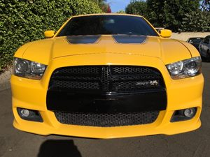 2012 Dodge Charger SRT8 Super Bee  Stinger Yellow  We are not responsible for typographical err