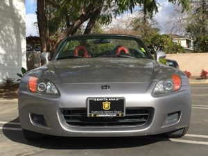 2000 Honda S2000 Base Carfax Report - No AccidentsDamage Reported  Gray  We are not responsib
