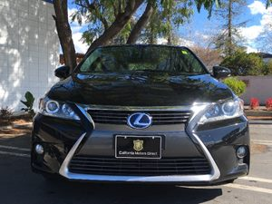 2015 Lexus CT 200h Base Carfax 1-Owner - No AccidentsDamage Reported  Black  We are not respo