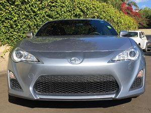 2015 Scion FR-S Base Carfax 1-Owner - No AccidentsDamage Reported  Silver  We are not respons