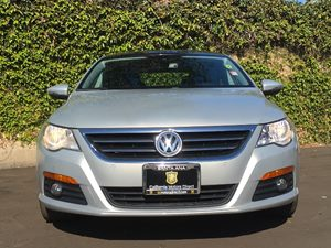 2009 Volkswagen CC Luxury Carfax Report - No AccidentsDamage Reported  Reflex Silver Metallic