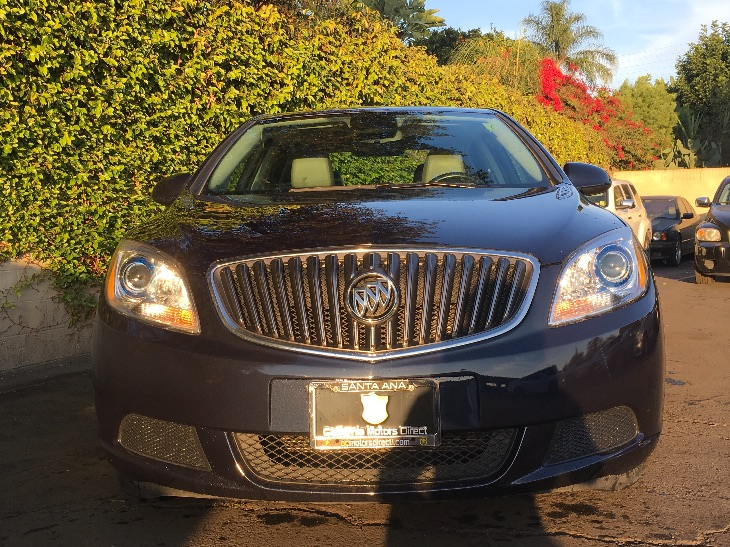 2016 Buick Verano   Dark Sapphire Blue Metallic All advertised prices exclude government fees a