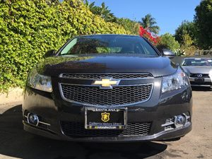 2014 Chevrolet Cruze LTZ Auto Carfax Report  Gray  We are not responsible for typographical er