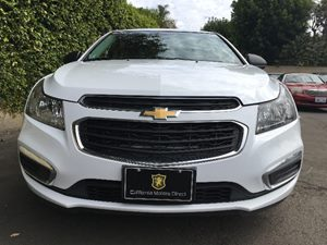 2016 Chevrolet Cruze Limited LS Auto Carfax 1-Owner - No AccidentsDamage Reported  Summit Whit