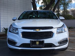 2016 Chevrolet Cruze Limited 1LT Auto Carfax 1-Owner  Summit White  We are not responsible for