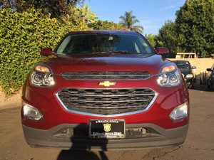 2016 Chevrolet Equinox LT Carfax 1-Owner  Siren Red Tintcoat  We are not responsible for typog