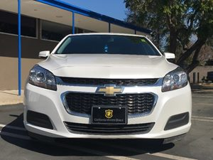2016 Chevrolet Malibu Limited LT Carfax 1-Owner - No AccidentsDamage Reported  Summit White
